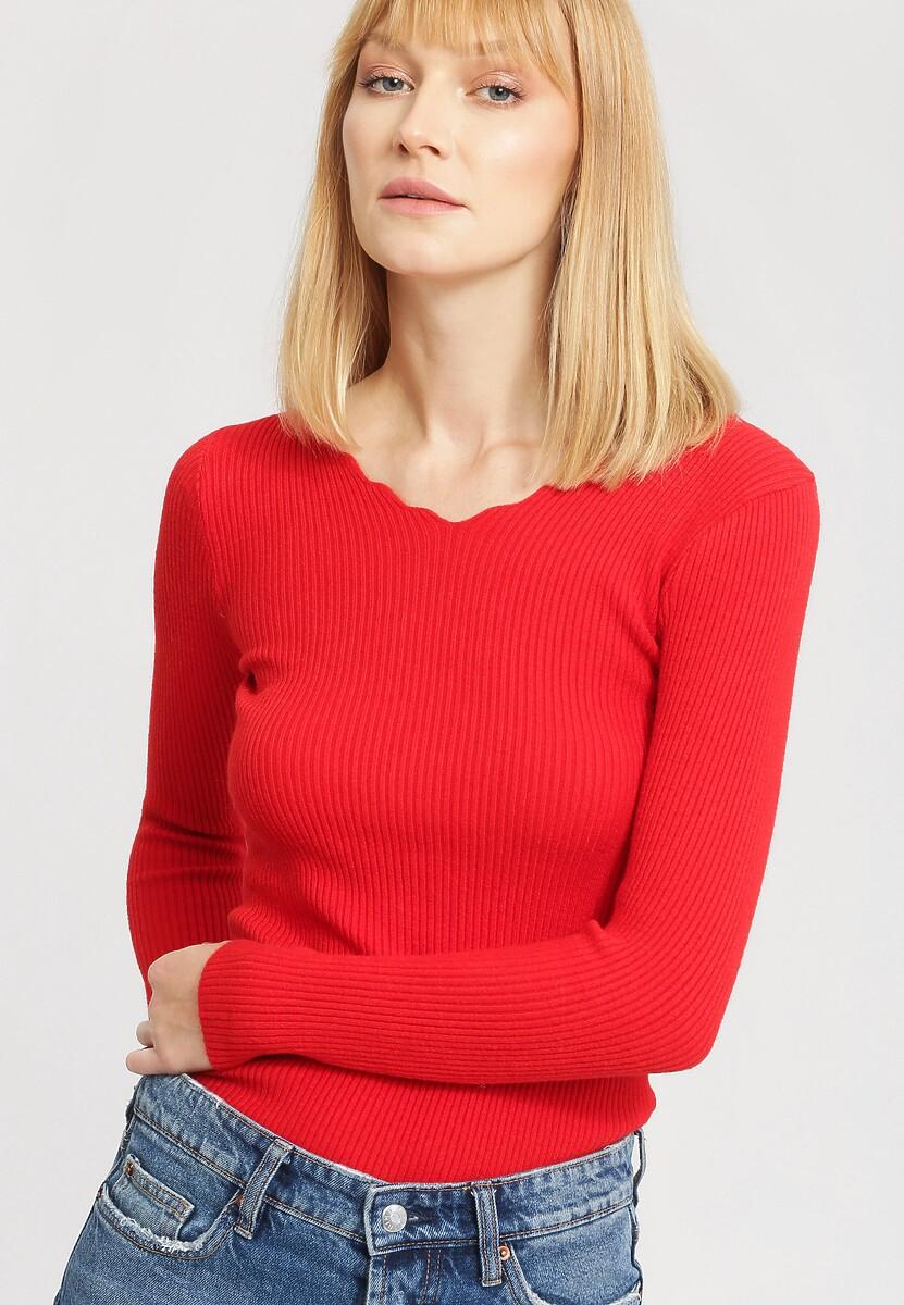 Czerwony Sweter Live Out