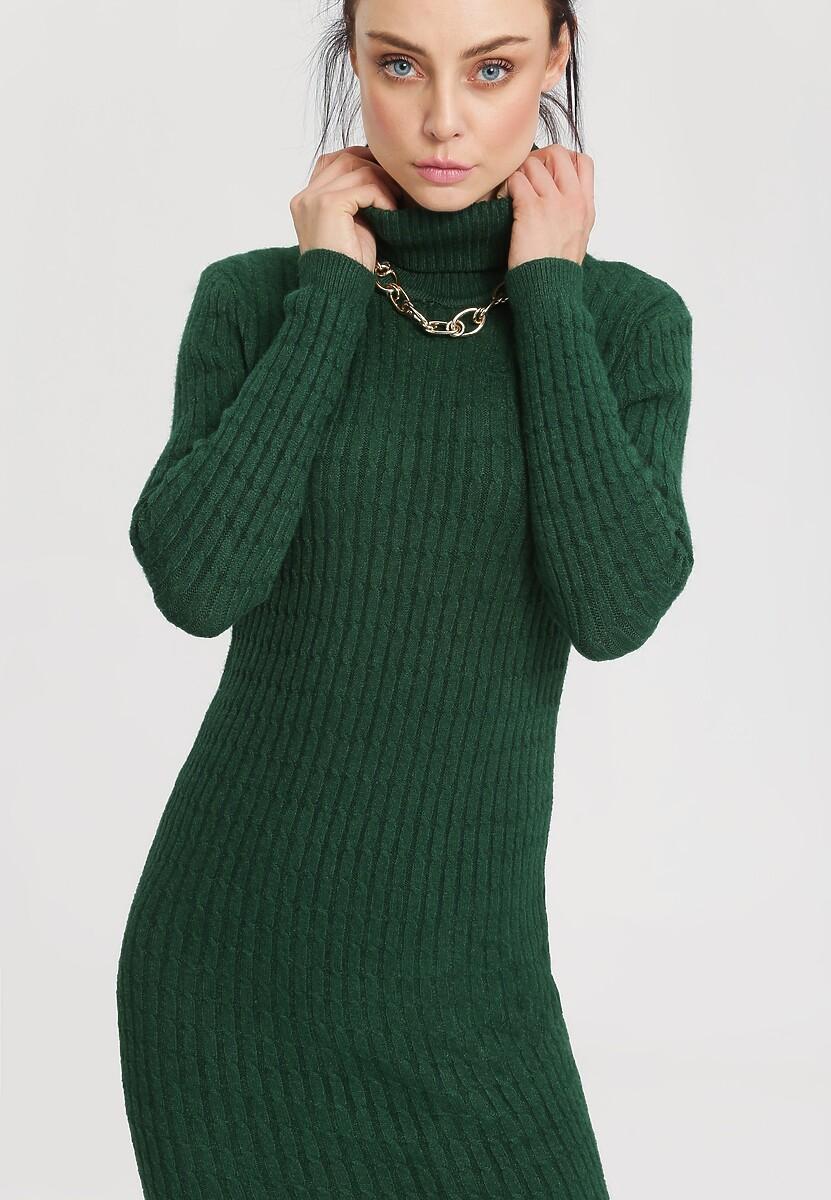 Zielona Sukienka Actuality