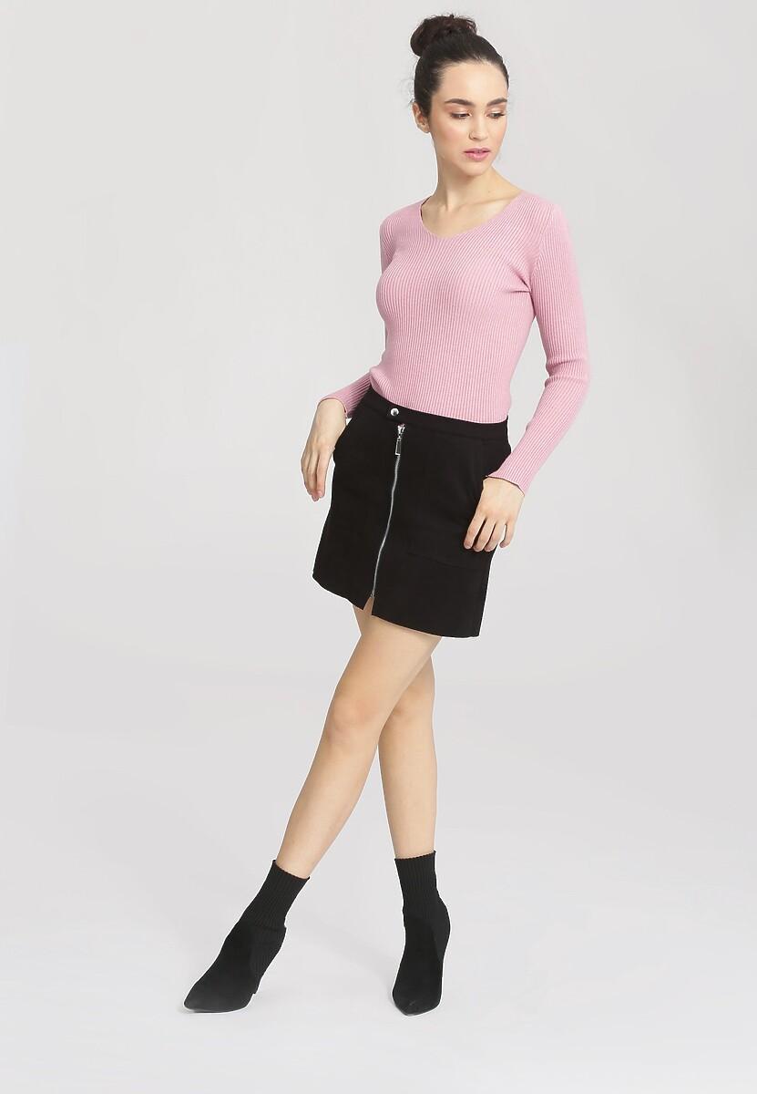 Różowa Bluzka Permanence