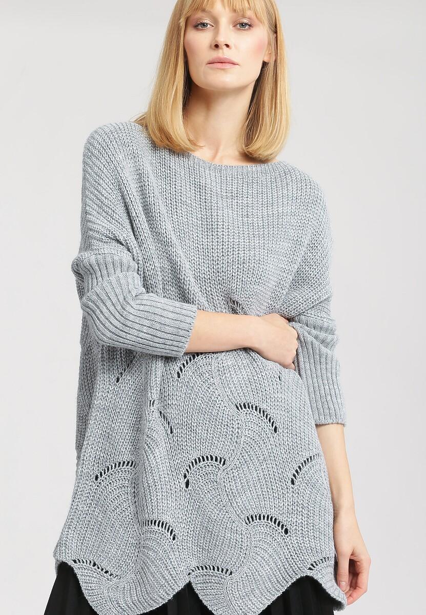 Szary Sweter Take
