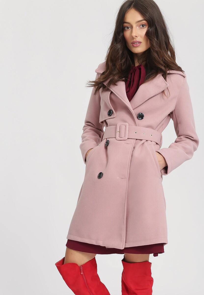 Różowy Płaszcz Apparent