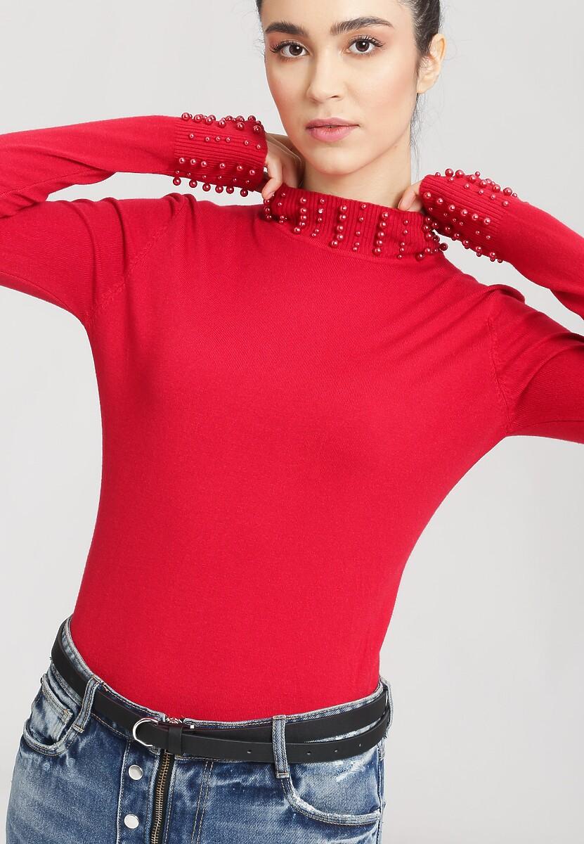 Czerwony Sweter Remember