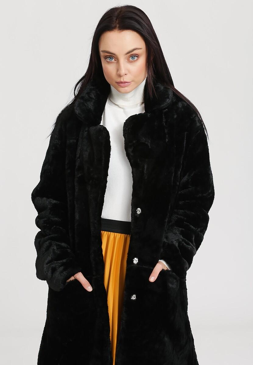Czarny Płaszcz Passion