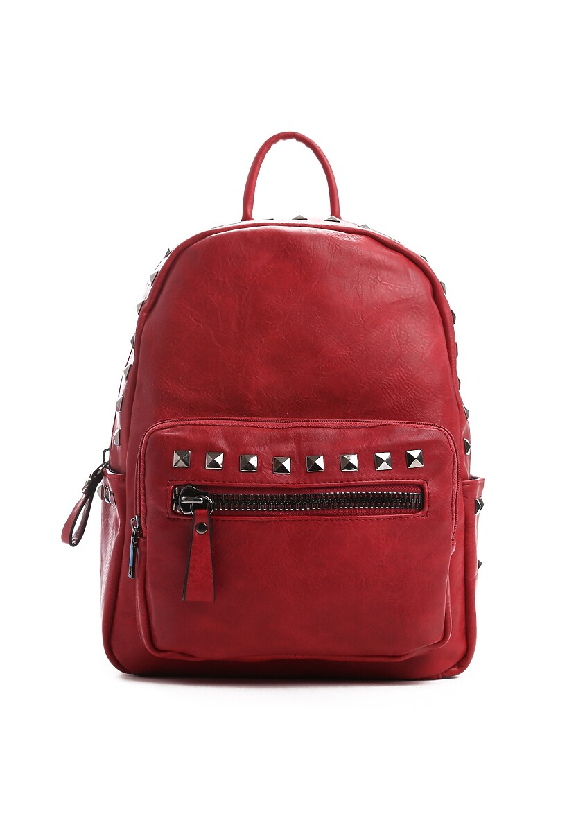 Czerwony Plecak Smaller