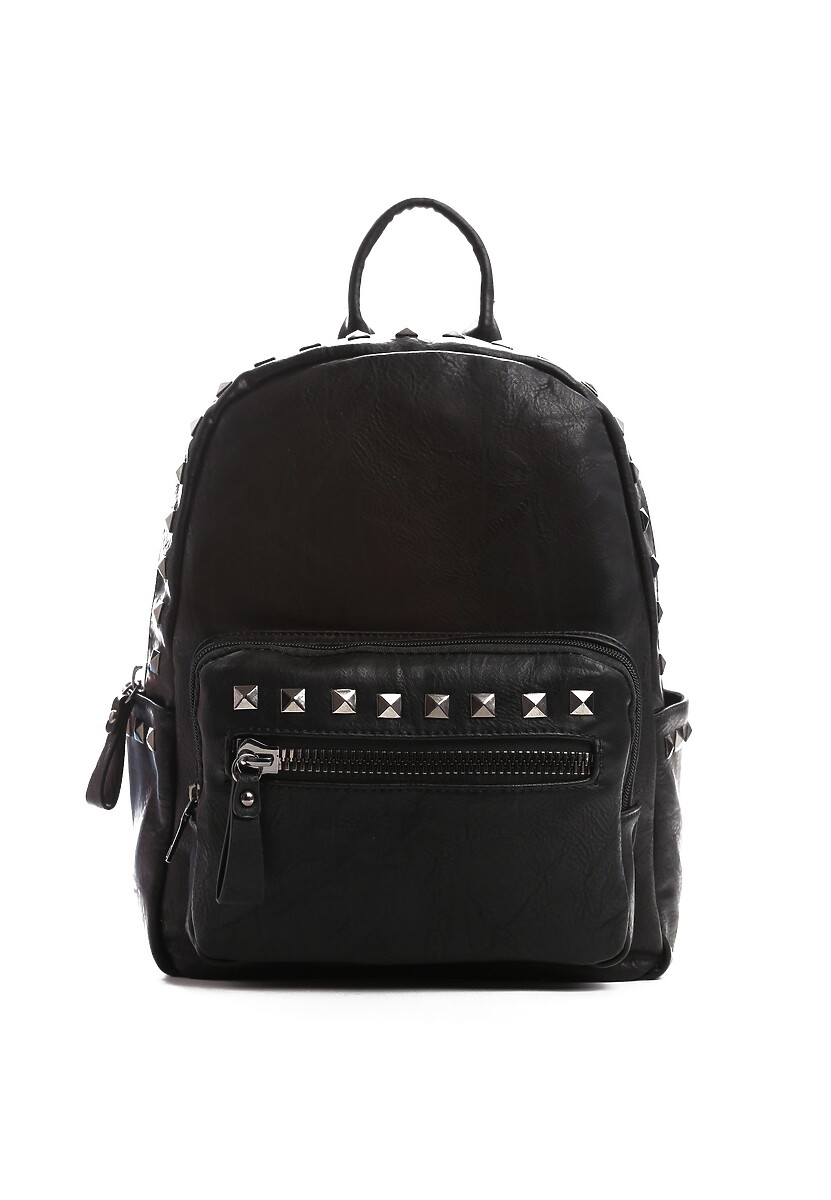 Czarny Plecak Smaller
