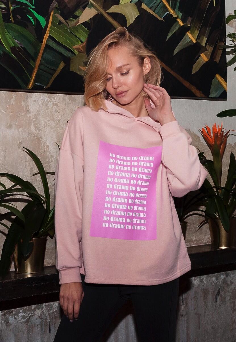 Różowa Bluza Variety