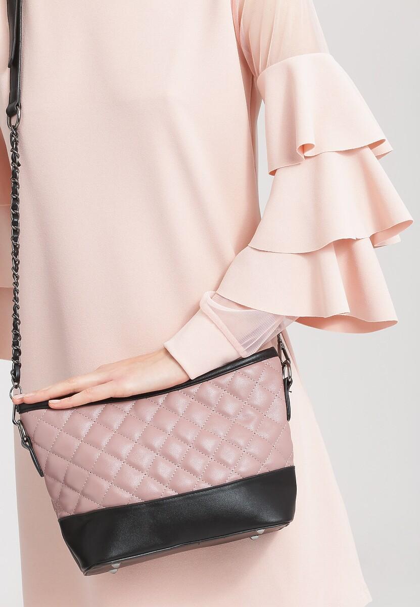 Różowa Torebka Formative