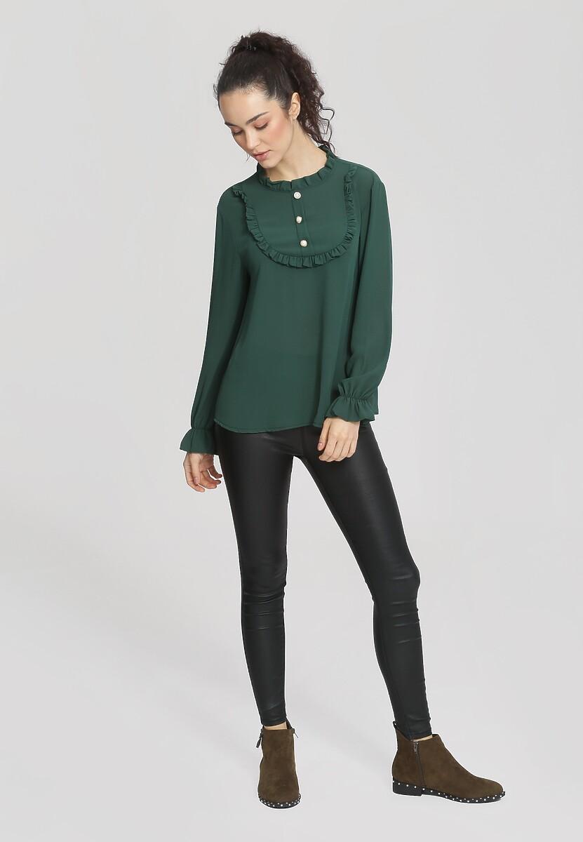 Zielona Bluzka Bunny Lolita