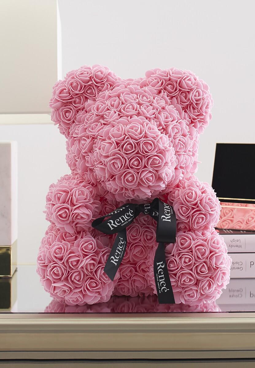 Różowy Miś Rose Teddy