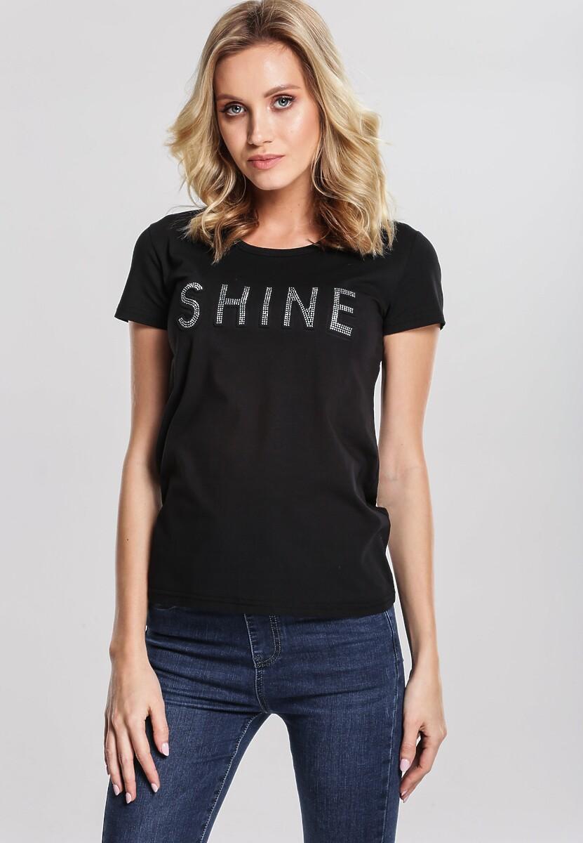 Czarny T-shirt Tangibly