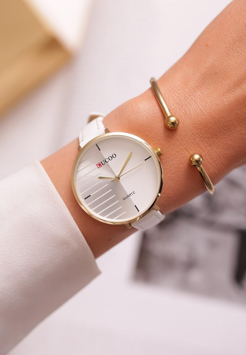 Biały Zegarek Supposedly
