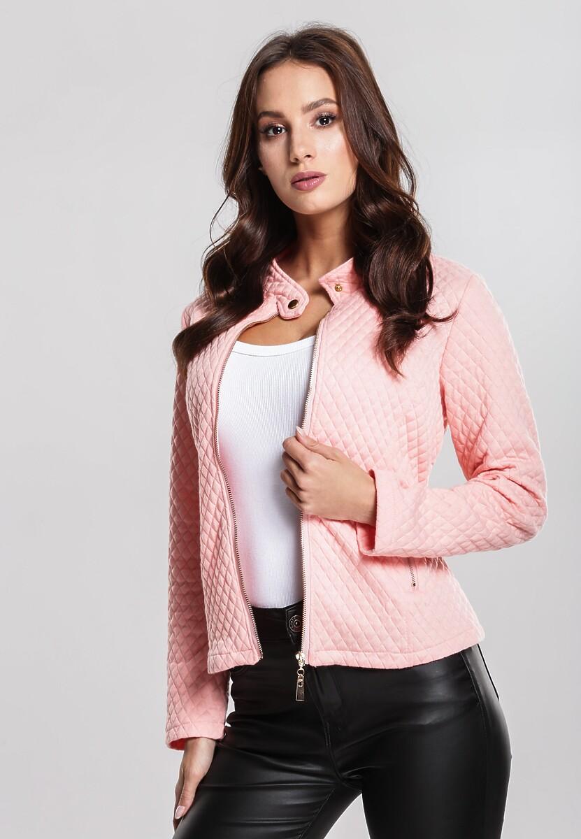 Różowa Bluza Materialize