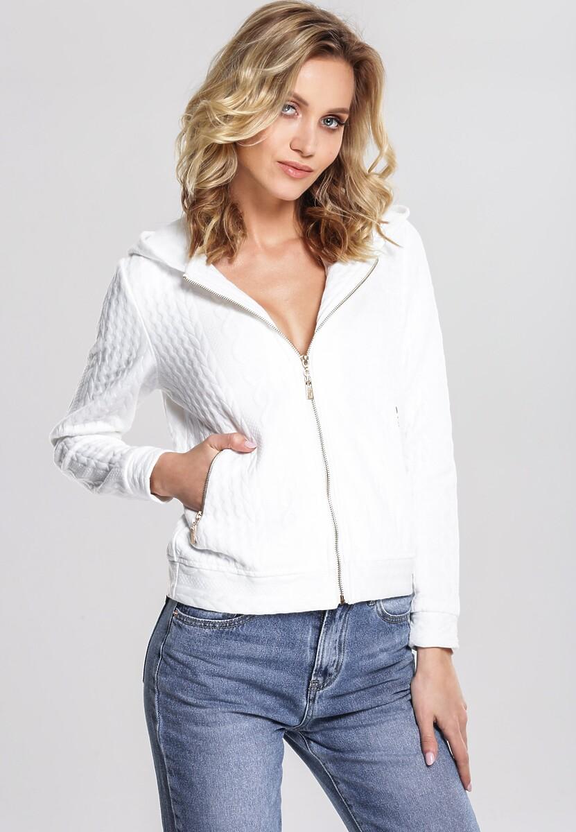 Biała Bluza Intangible