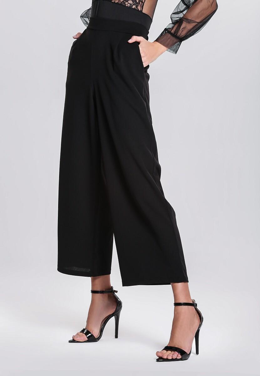 Czarne Spodnie Speedball