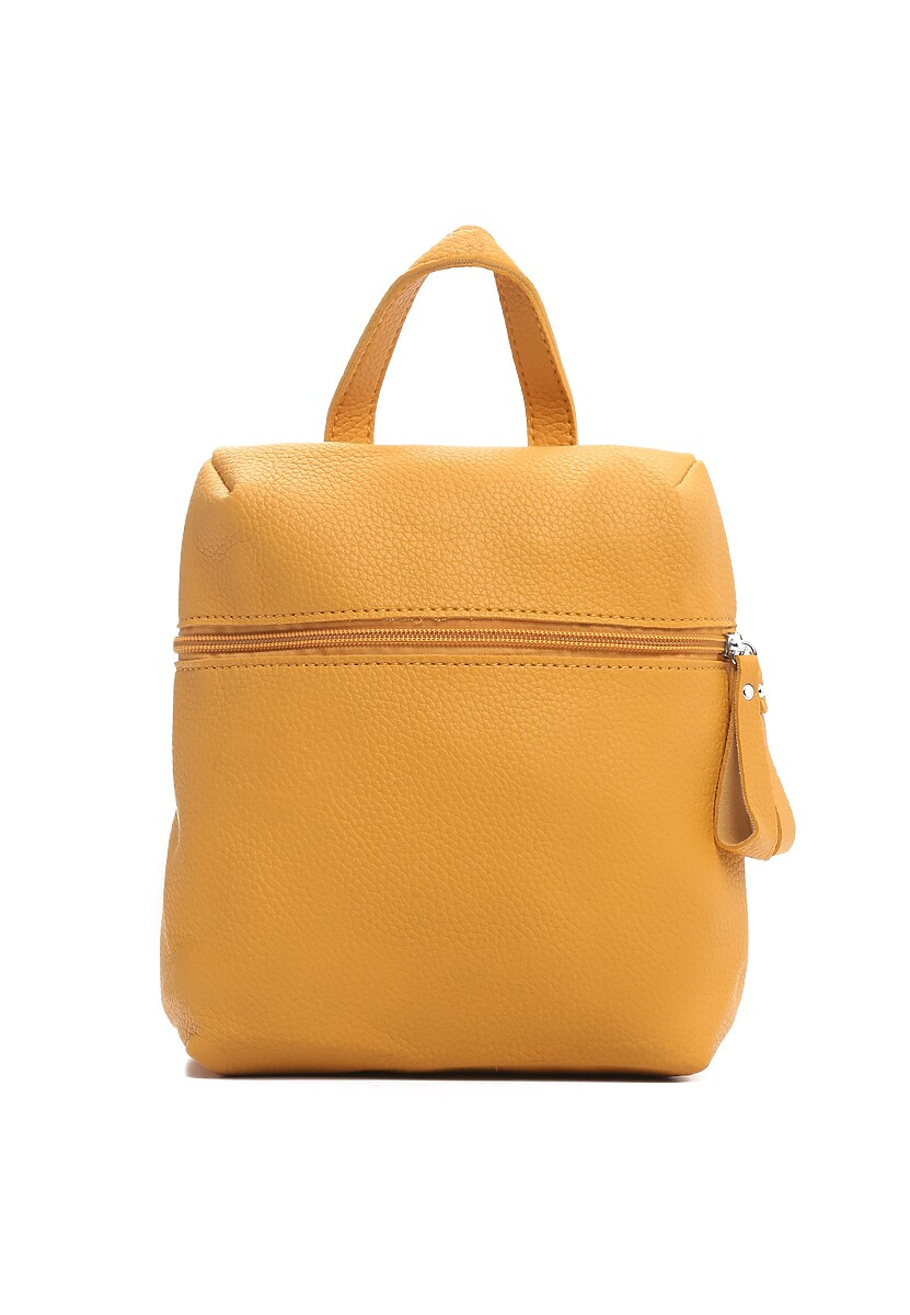 Żółty Plecak The Formula