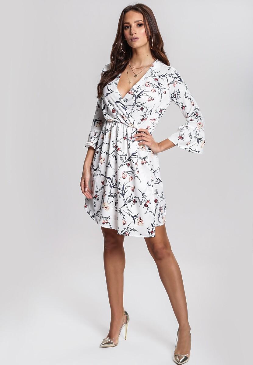 Biała Sukienka Putable