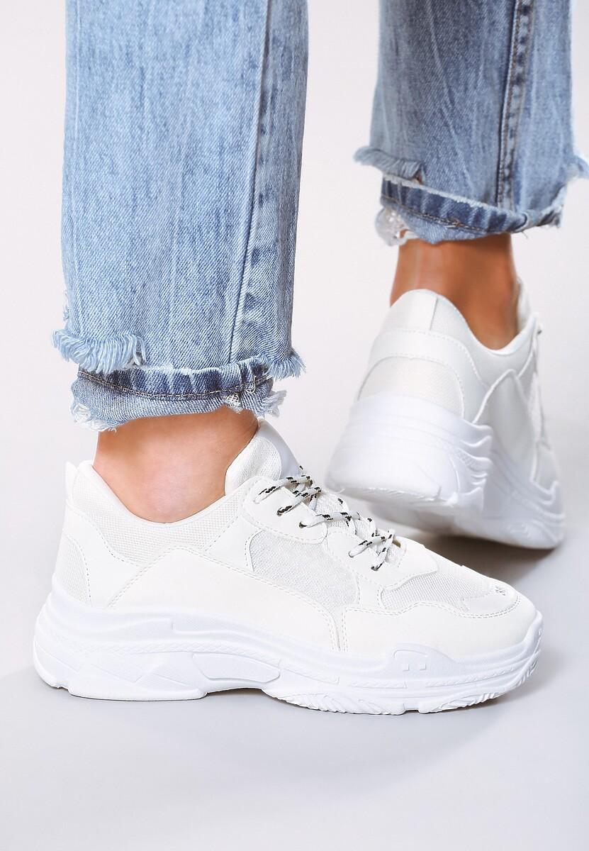 Białe Buty Sportowe Wonderwall