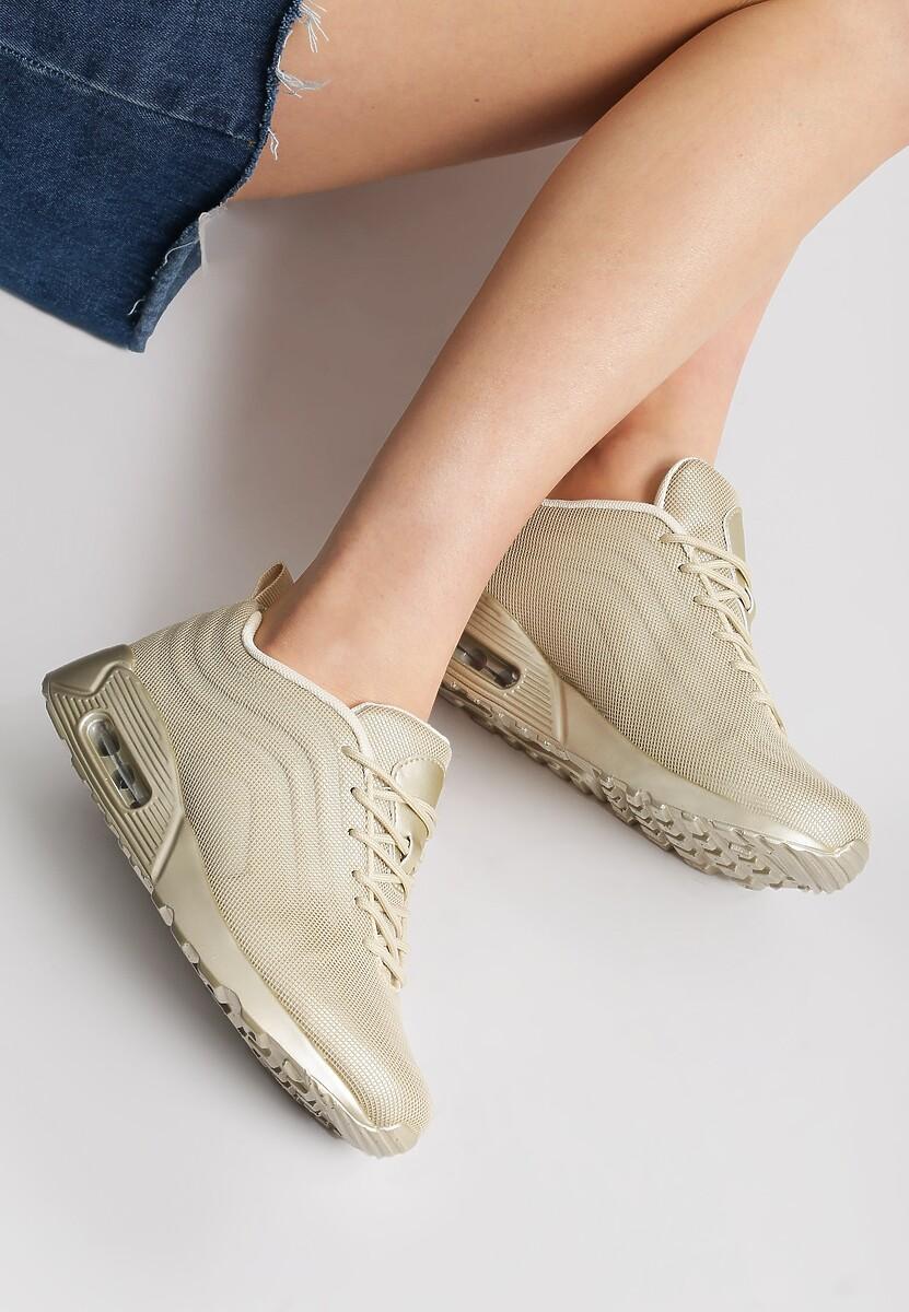Złote Buty Sportowe Maximize
