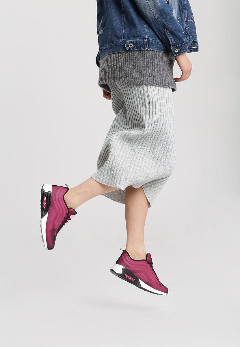 Różowe Buty Sportowe Maximize