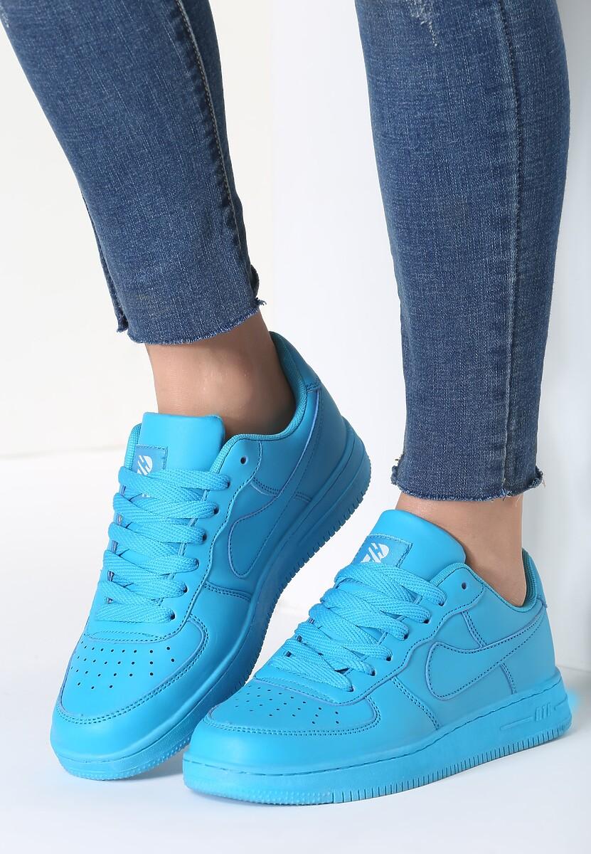 Niebieskie Buty Sportowe Water Meloon