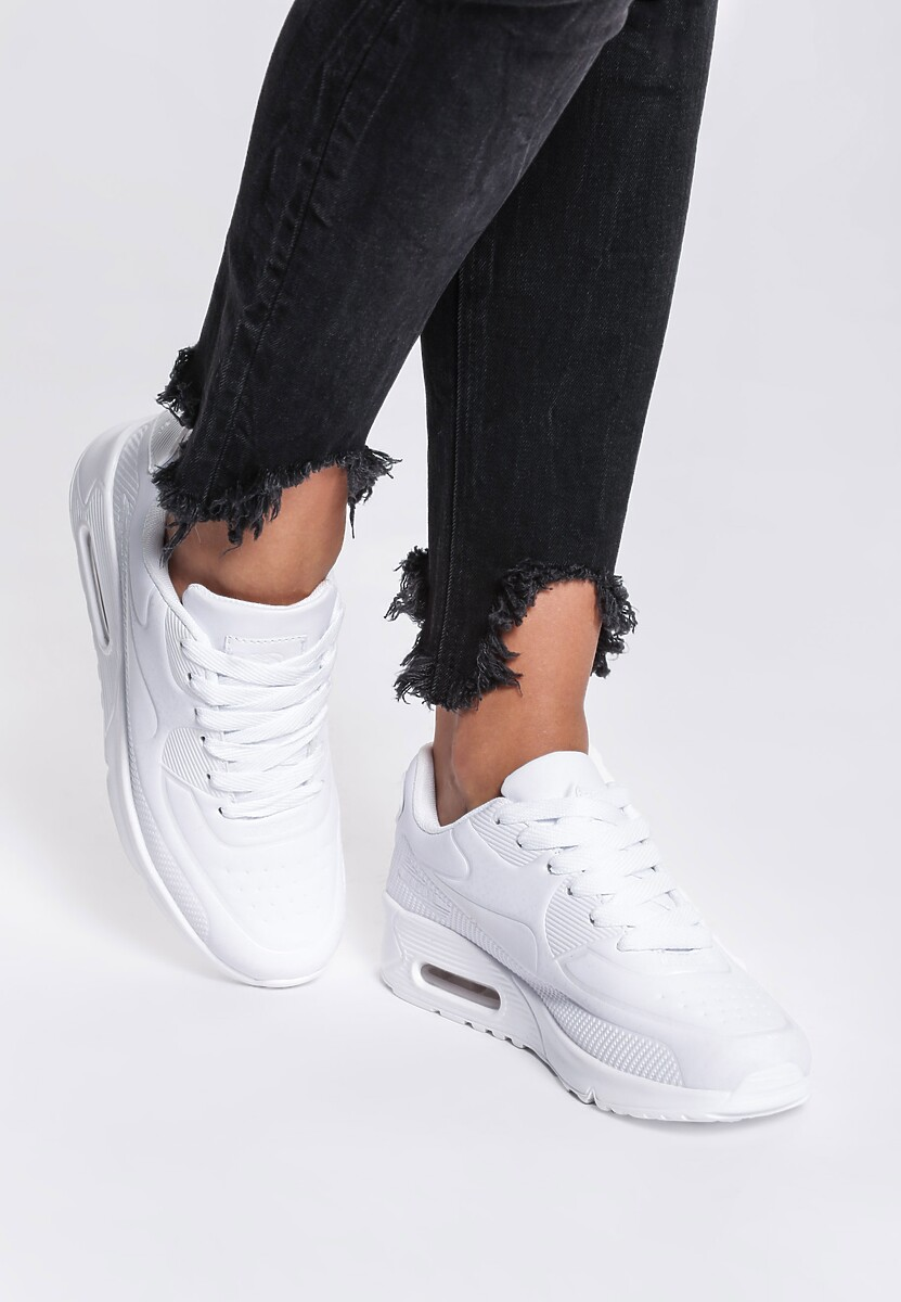 Białe Buty Sportowe Anywhere For You