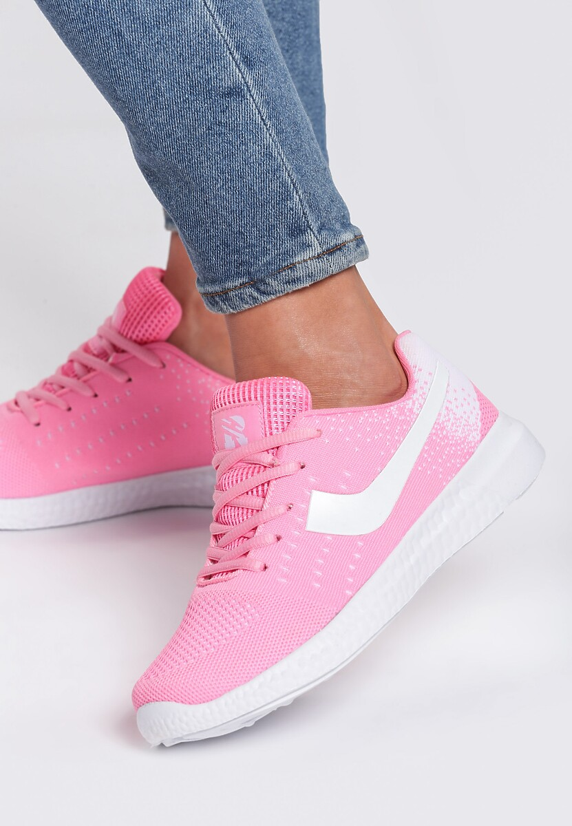 Różowe Buty Sportowe Madras