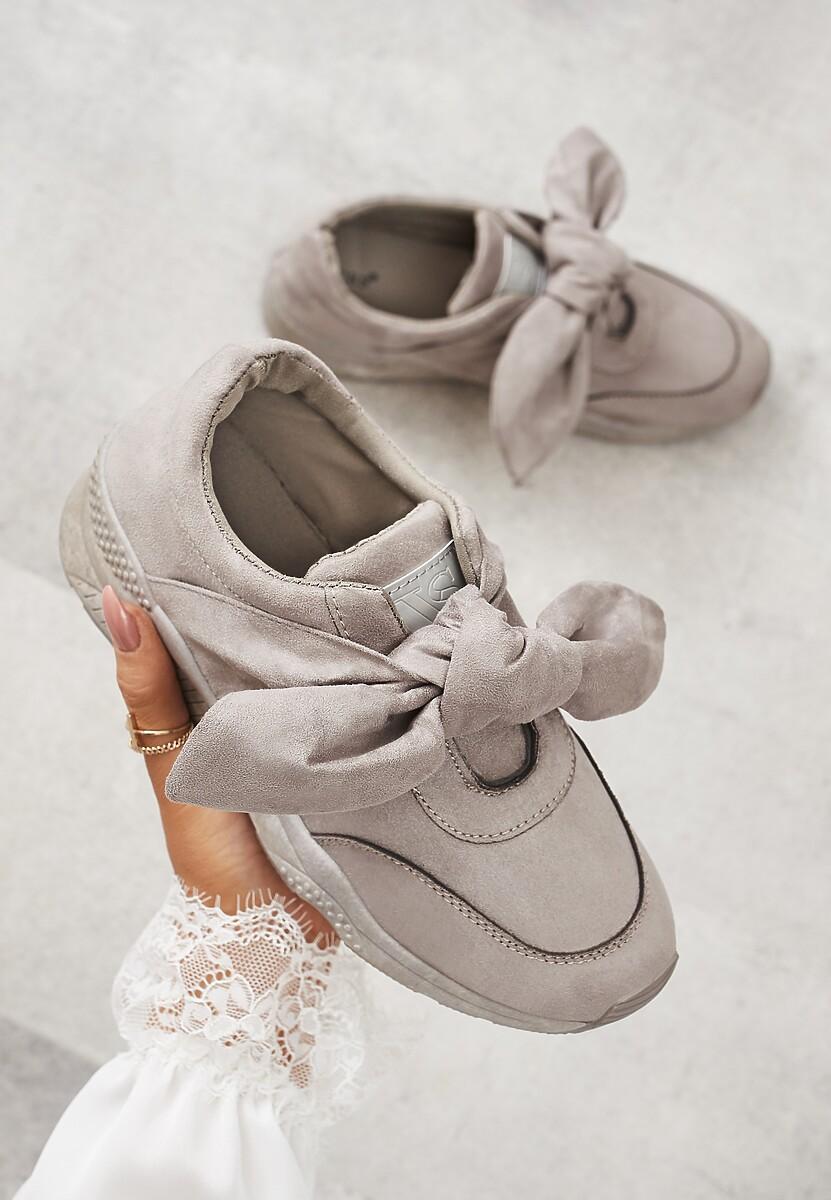 Szare Sneakersy Faithful Idea
