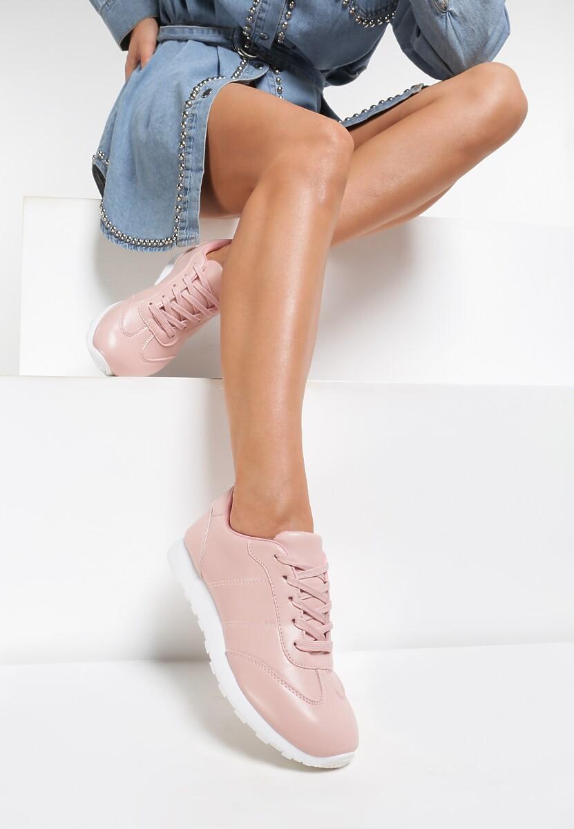 Różowe Buty Sportowe Enchanting Secret