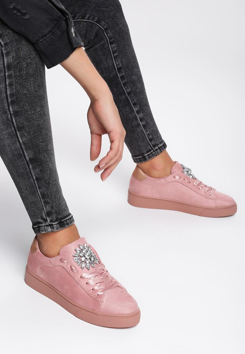 Różowe Buty Sportowe Unprecedented