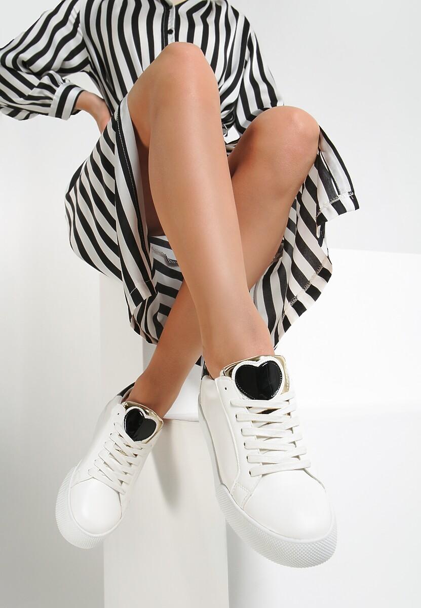 Białe Buty Sportowe Always True