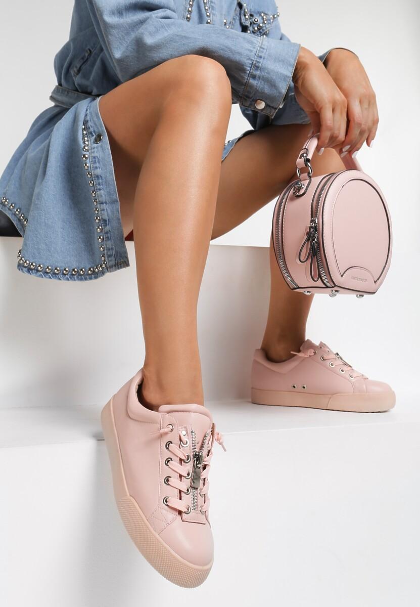 Różowe Buty Sportowe One You Love