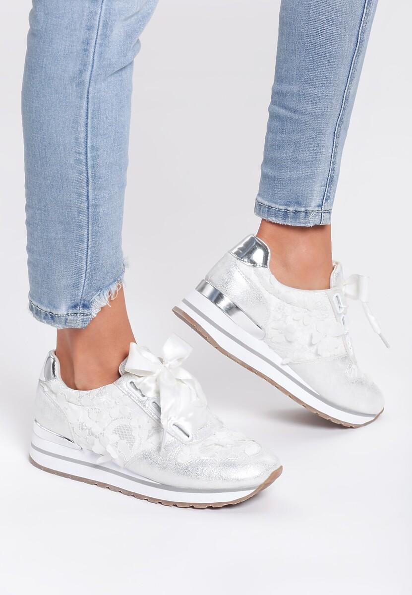 Białe Buty Sportowe Second Life