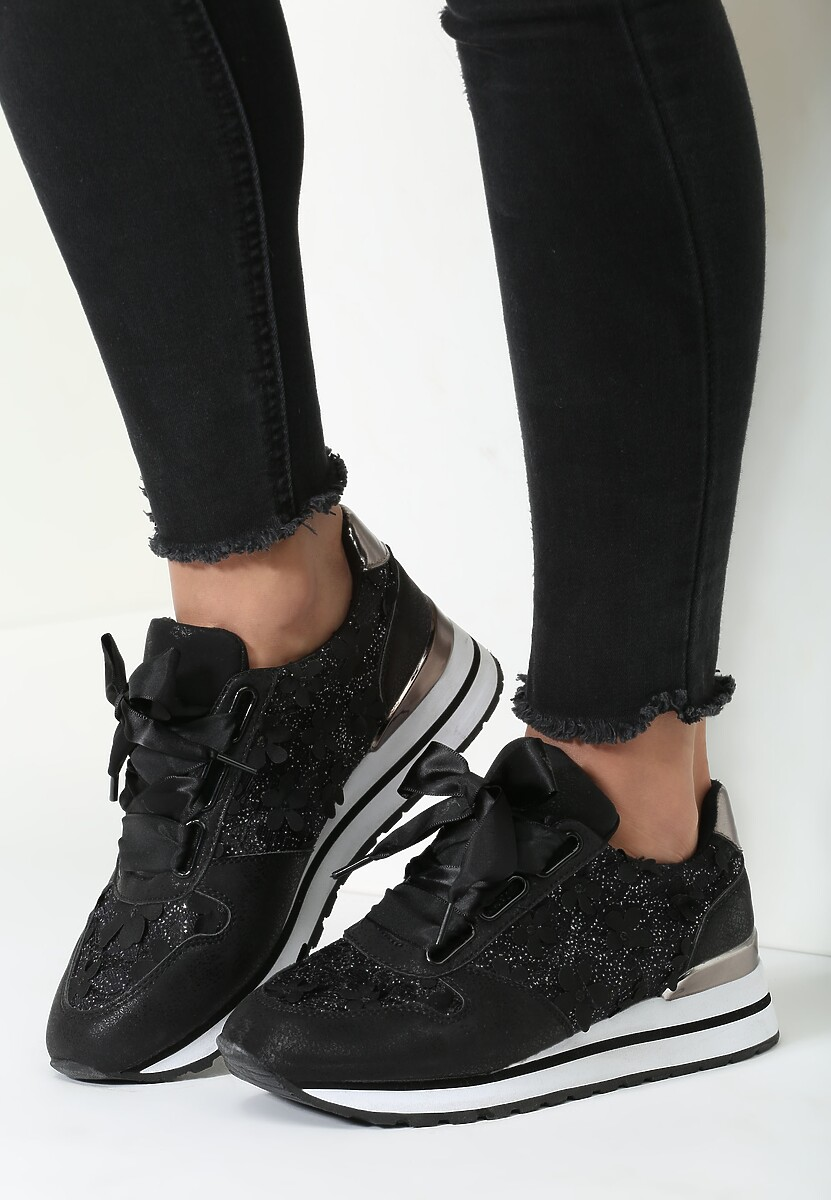 Czarne Buty Sportowe Second Life