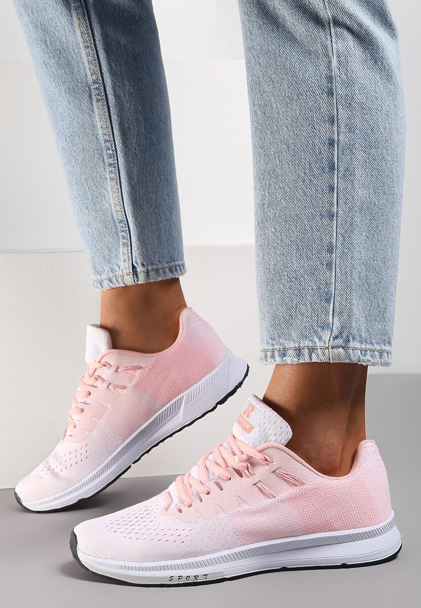 Różowe Buty Sportowe Hypnotized