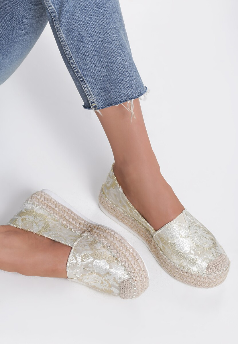 Niebieskie Espadryle You Will Win