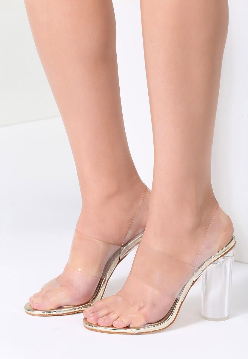 Złote Sandały Watch Over Me