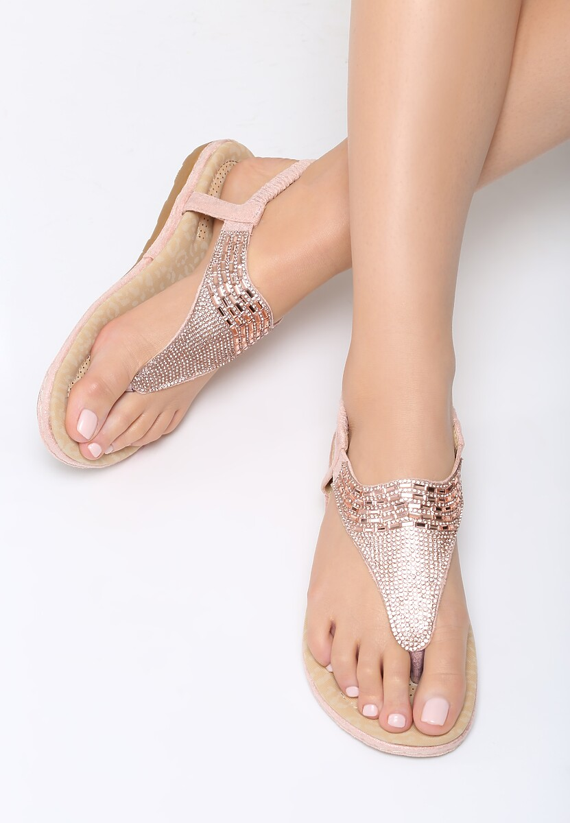 Różowe Sandały Space Lover