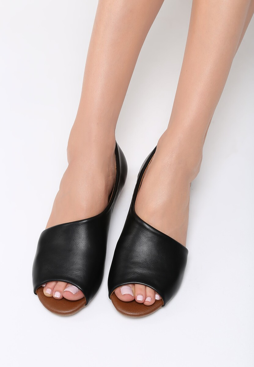 Czarne Sandały In Dreams