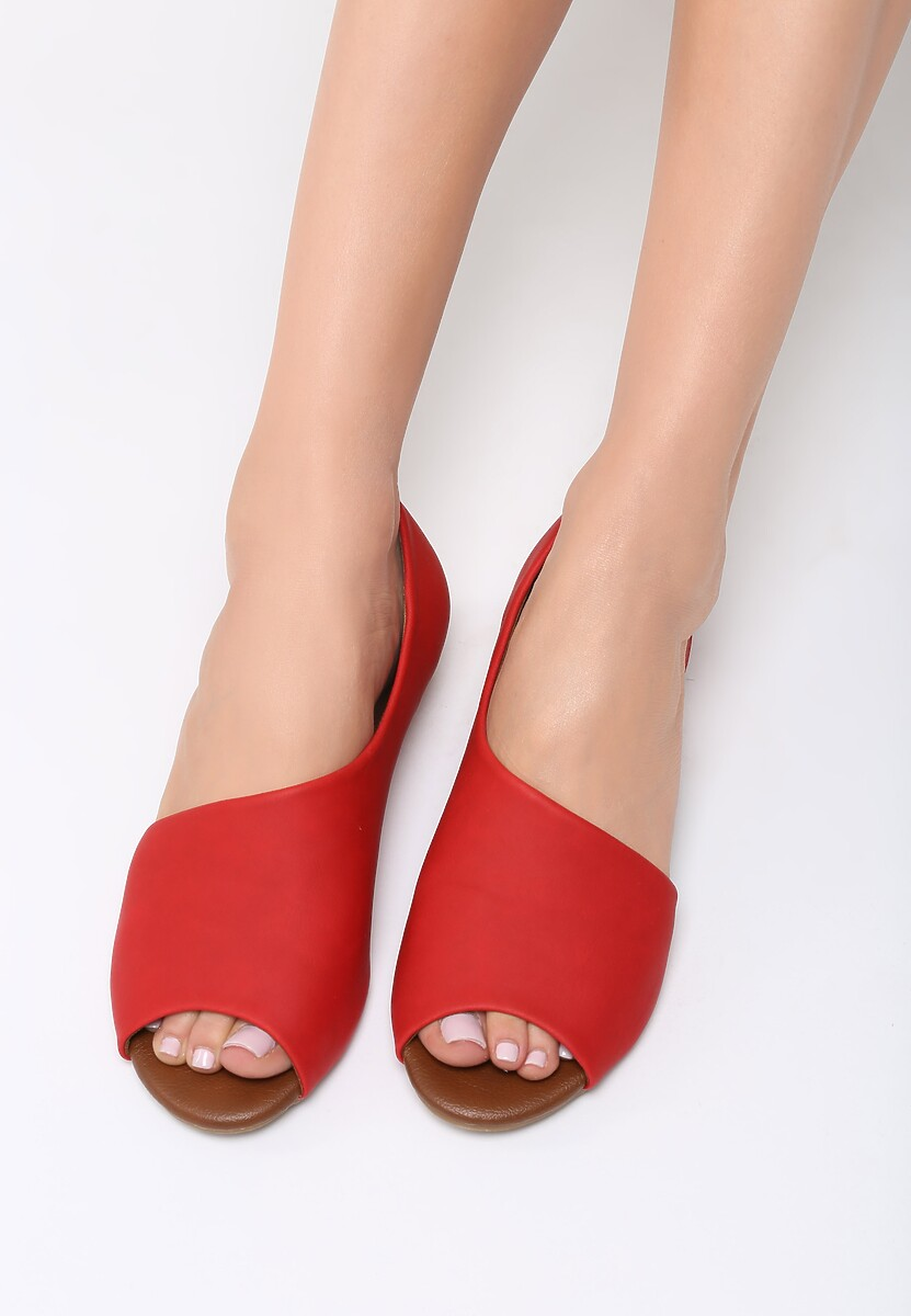 Czerwone Sandały In Dreams