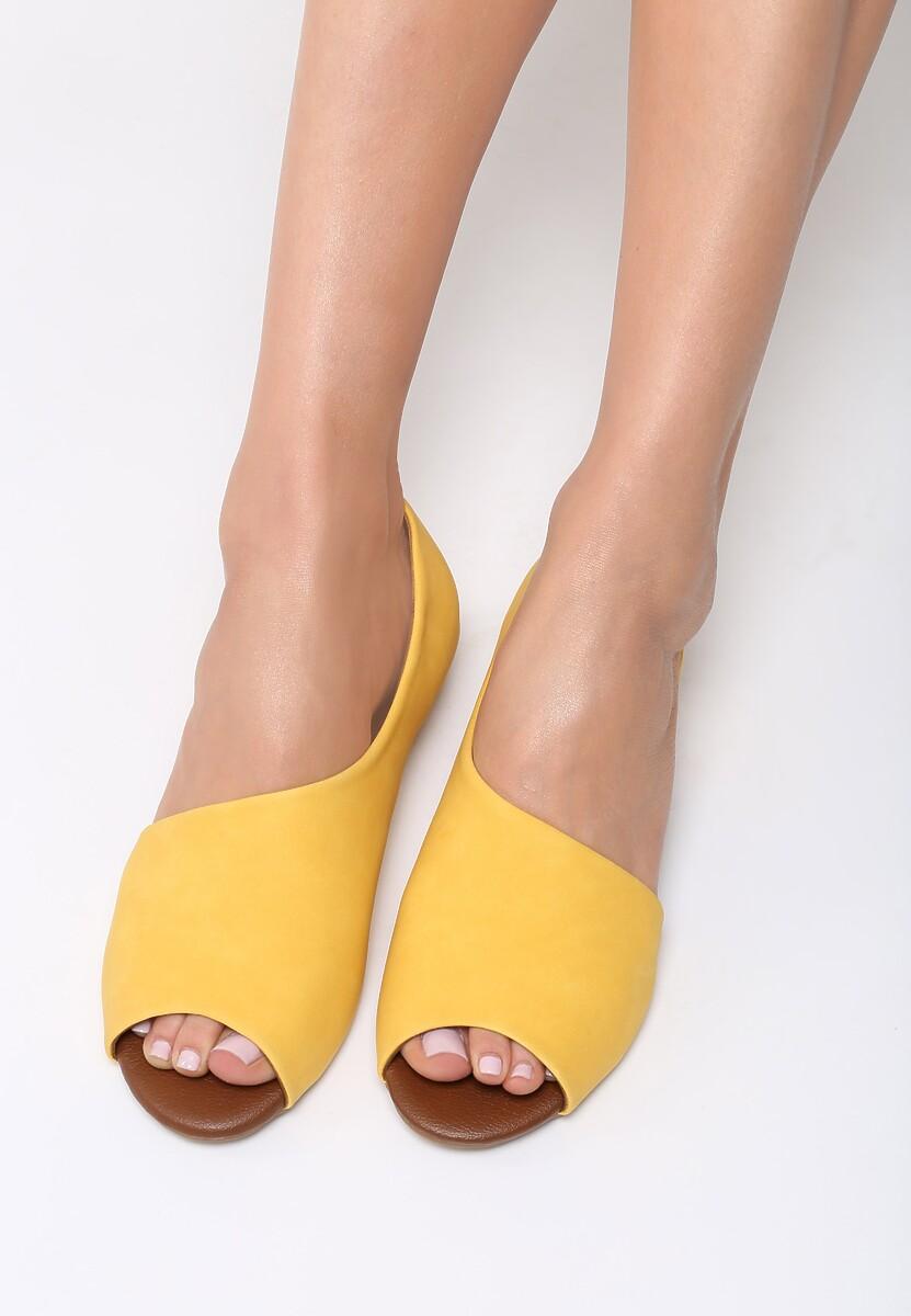 Żółte Sandały In Dreams