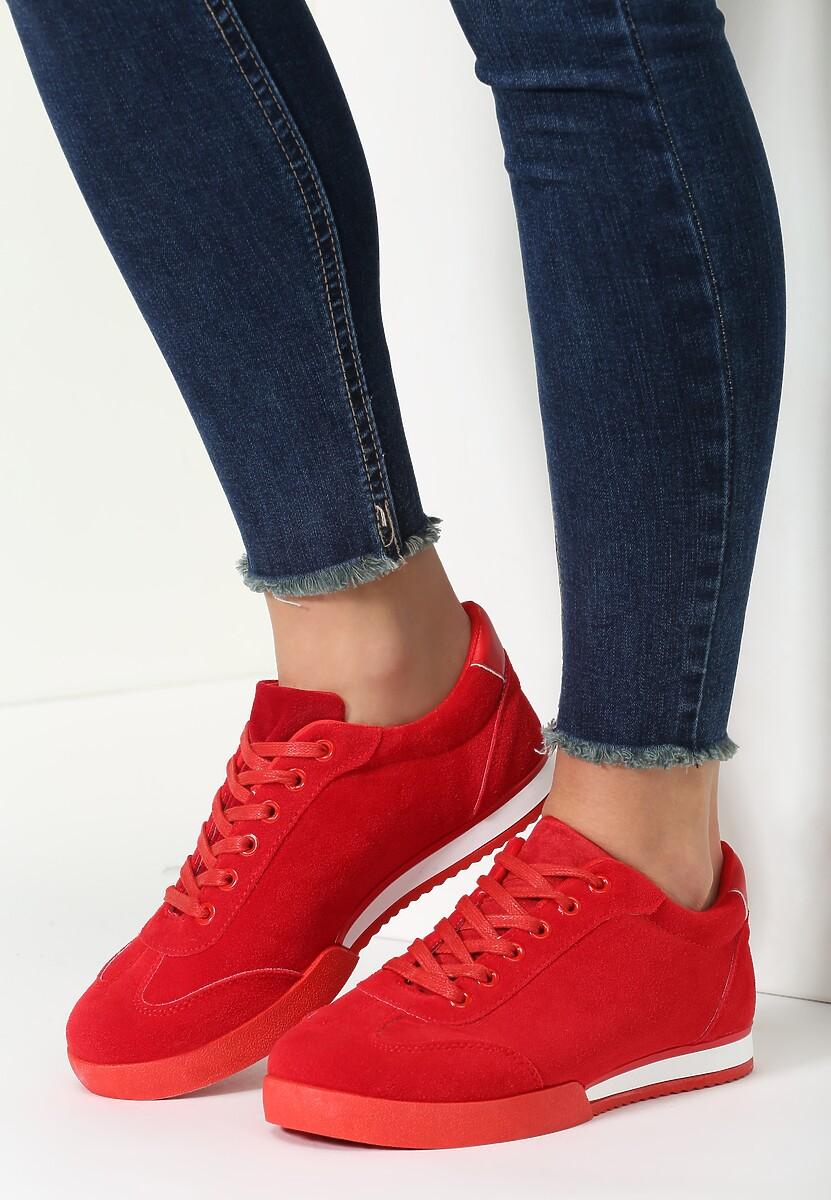Czerwone Buty Sportowe Spanish Piece