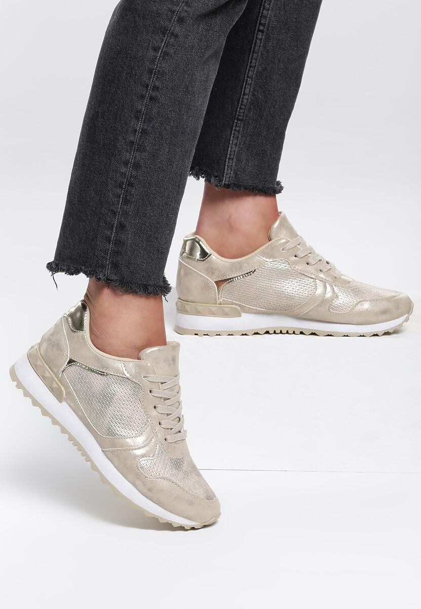 Złote Sneakersy Day For Freedom