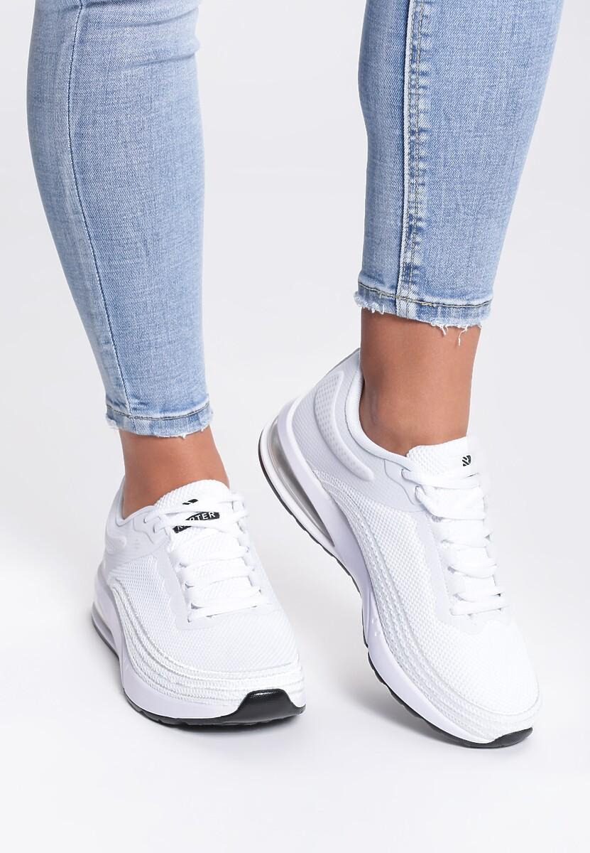 Białe Buty Sportowe Seasons