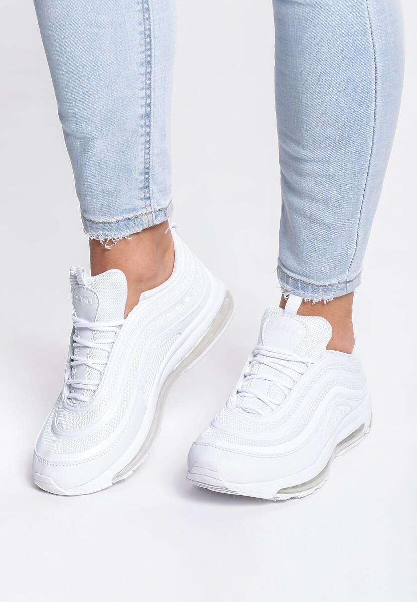 Białe Buty Sportowe Here We Go