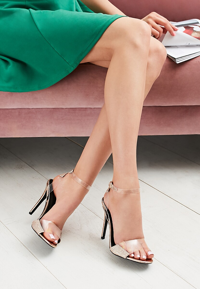 Szampańskie Sandały Eraser