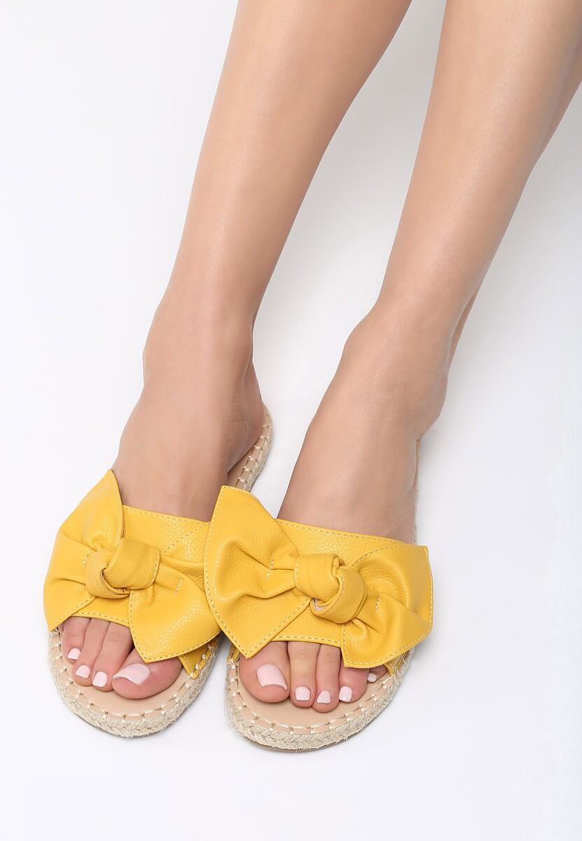 Żółte Klapki Every Sunday