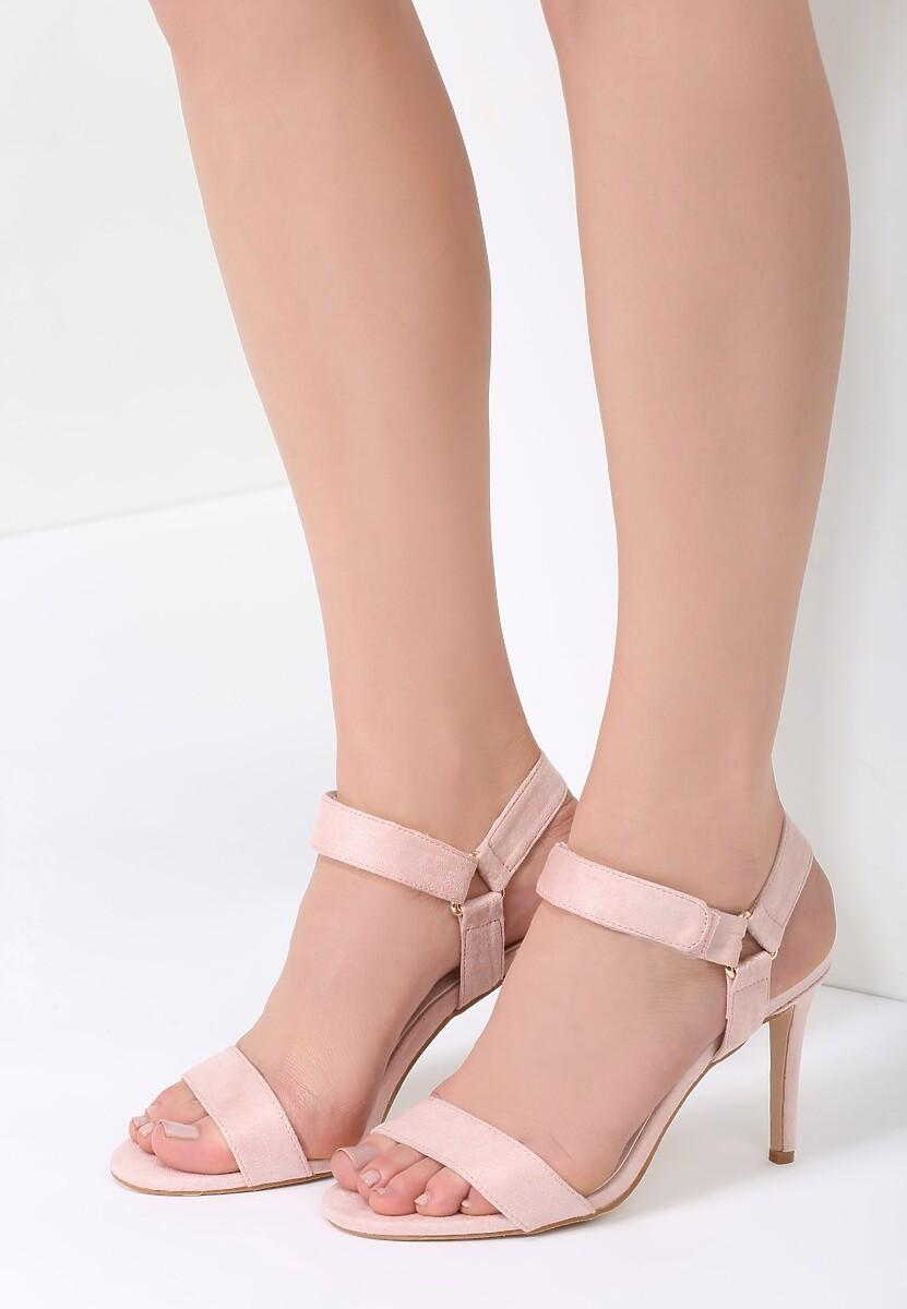 Różowe Sandały Often Enough