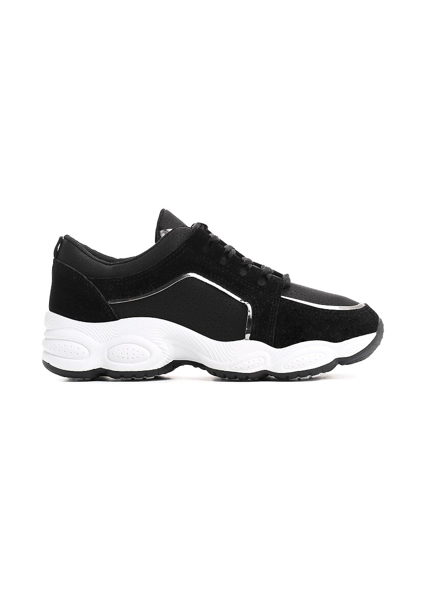 Czarne Buty Sportowe Long Run