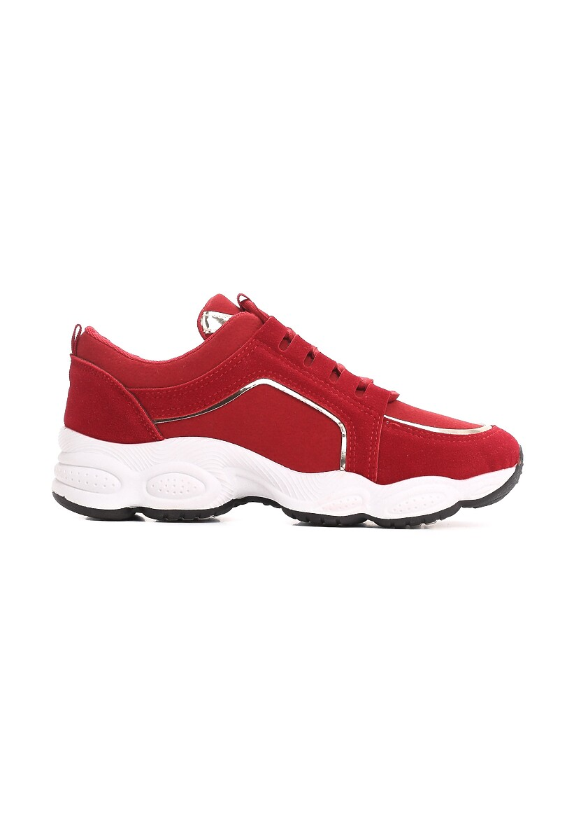 Czerwone Buty Sportowe Long Run