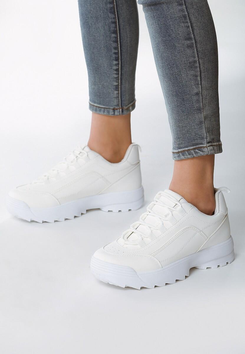 Białe Sneakersy Get This